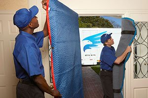Professional Movers Ready A Home For Packing